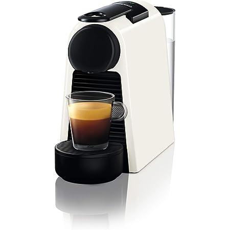 ネスプレッソ コーヒーメーカー エッセンサ ミニ ピュアホワイト D D30WH-CP