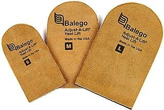 Balego Adjust A Lift Heel Lift, Small (Pack of 4)