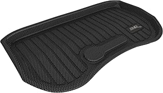 3D MAXpider Front Cargo Liner for 2020-2021 Tesla Model 3 with Beaded Basin - Kagu Rubber (Black)