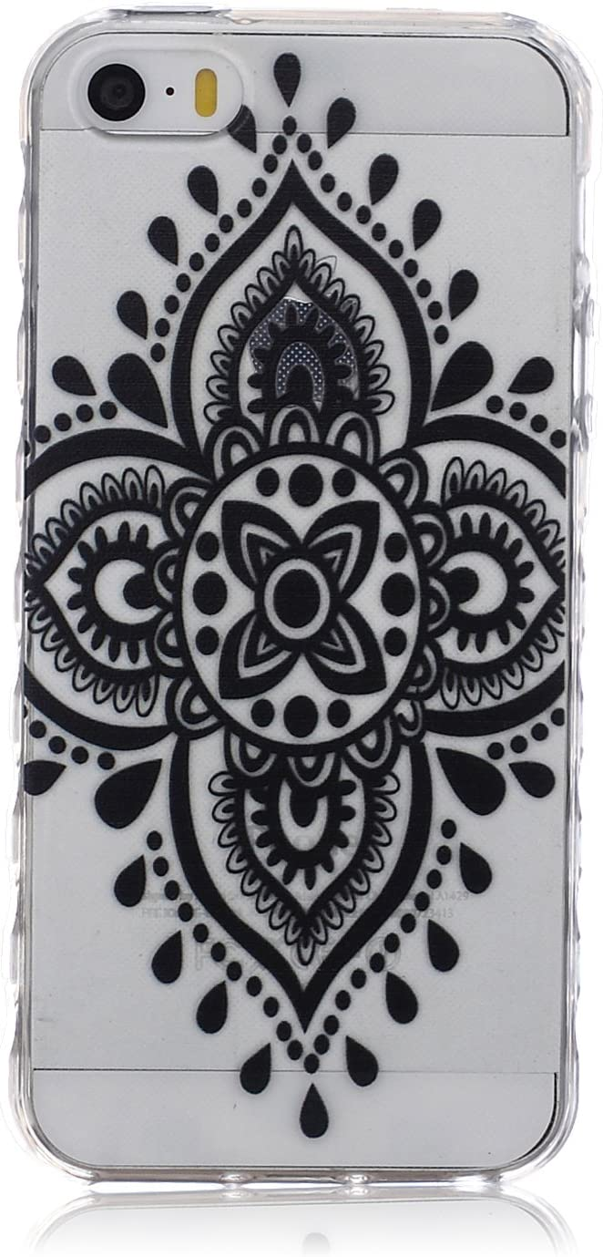 iPod Touch 6 5 Case with Mandala Paisley Branded goods Tribal excellence Henna Pat Floral