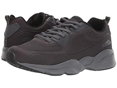 Propet Stability Laser (Dark Grey) Men