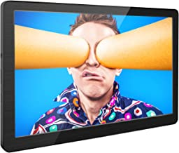 $67 » 7'' inch Portable Monitor 1024x600 16:9 Display Screen with IPS Panel Mini HDMI Micro USB 3.5mm Jack Alu Housing Slim Body Ultra Light for Computer Laptop Mac Windows PS3 PS4 Xbox One Switch