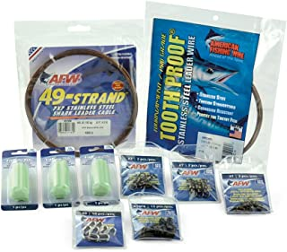 American Fishing Wire Heavy Duty Shark Kit