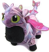 Alfie Pet - Night Fury Dragon Costume