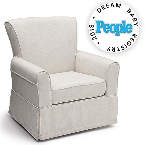 Upholstered Swivel Living Room Chairs: Amazon.com