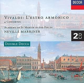 Vivaldi: L'Estro Armonico; 4 Concertos