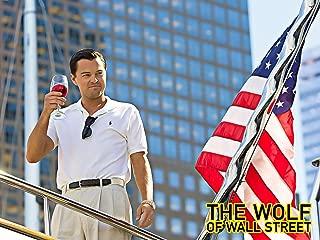 briprints The Wolf of Wall Street Leonardo Dicaprio Jordan Belfort 2013 Movie Poster Print Size 24x18 Decoration semi Gloss Paper