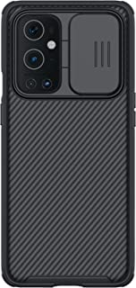 Case with Camera Cover Protection Designed For Oneplus 9 pro Slim Thin Case Hard PC Back and Soft Silicone Edge Protective...