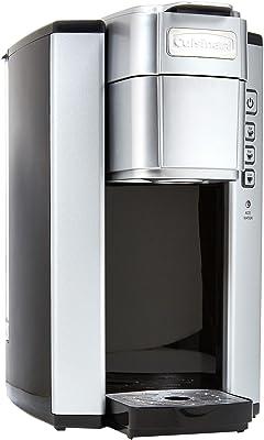 Cuisinart SS-5P1 Single Serve Brewer Coffemaker, 40 oz, Silver