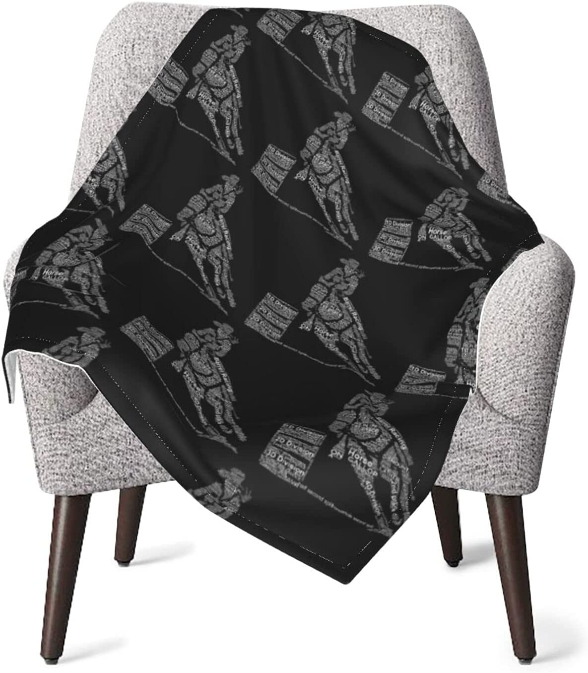 JZDACH Max 50% OFF Unisex Baby Receiving Blankets Typography Barrel Brand Cheap Sale Venue Racing