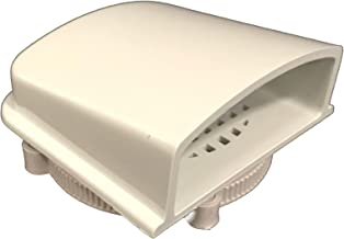 "BUD Industries IPV-1115 IP32 Air Vent, 3.2"" x 3.2"""