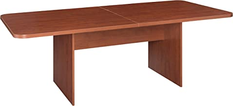 Niche Mod Conference Table with No- with No-Tools Assembly, 7', Cherry