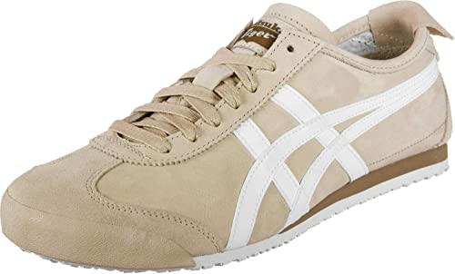 Onitsuka Tiger Mexico 66 Simply Taupe Weiß