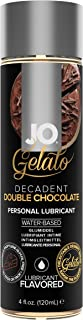 System Jo Gelato Decadent Double Chocolate Lubricant Waterbasis, 150 g
