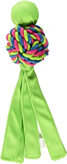 KONG Wubba Weave Dog Toy, Assorted (Large - 2 Pack)