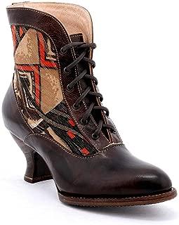 OAK TREE FARMS Women's Jacquelyn Leather Boot