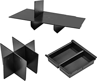 Vehicle OCD - Center Console Divider, Tray, and Glove Box Organizer for Toyota Tacoma (2016-2020) - Made in USA