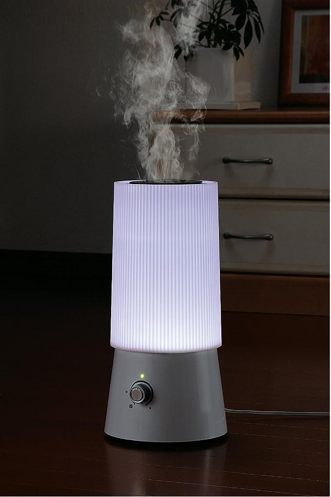 コンベンション検体物質アロマ超音波式加湿器 ジェントルアロマヒーリング AY-1062(ラベンダー)