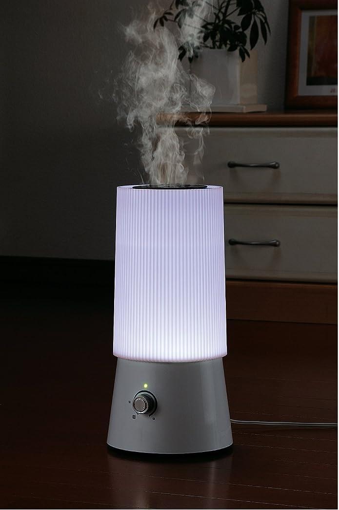 秘書麦芽教会アロマ超音波式加湿器 ジェントルアロマヒーリング AY-1062(ラベンダー)