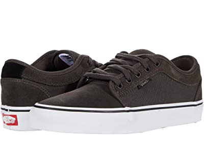 Vans Chukka Low (Olive/White) Skate Shoes