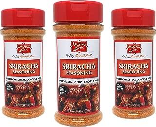Amazing Taste Sriracha Seasoning Shaker Bundle