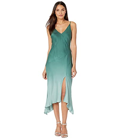 Young Fabulous & Broke Ciara Dress (Emerald) Women