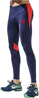 BIG RED BEAR Men's Compression Dry Cool Sports Tights Pants Baselayer Running Leggings Yoga