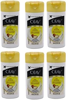 Olay Ultra Moisture Body Wash 3oz Travel Size (Pack of 6)