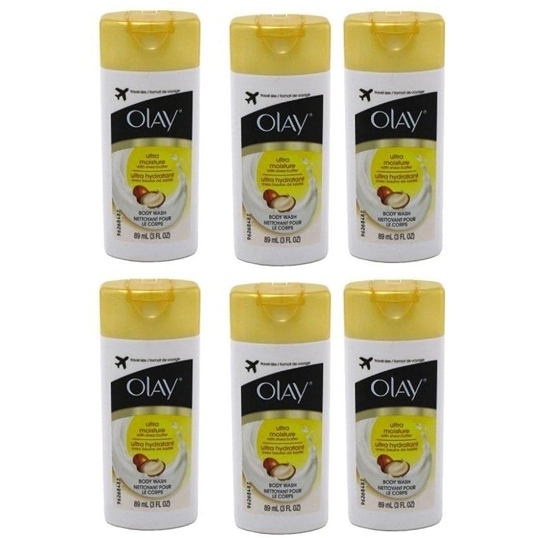 指経過シアーOlay Ultra Moisture Body Wash 3oz Travel Size by Olay