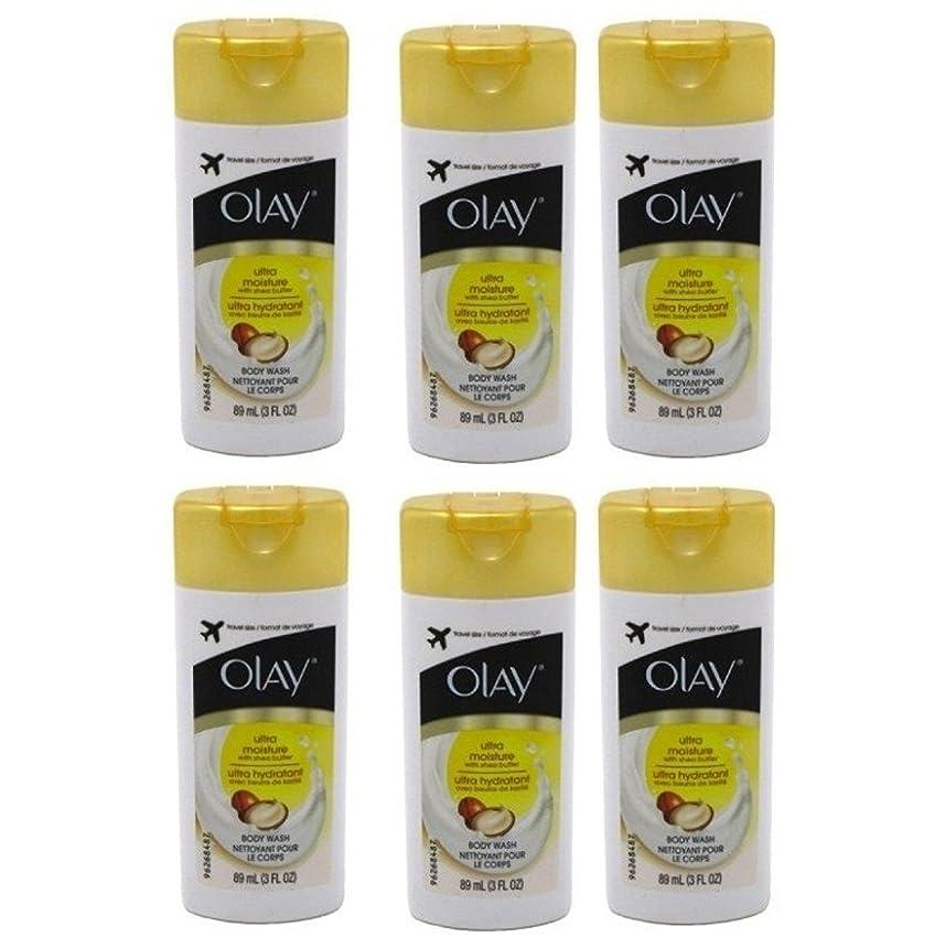 はしご冊子悪いOlay Ultra Moisture Body Wash 3oz Travel Size by Olay