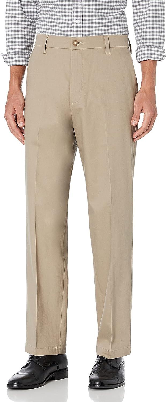Dockers Men's Relaxed Fit Signature Khaki Lux Cotton Stretch Pants