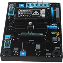 Automatic Voltage Regulator SX460 AVR Control Moudle for Generator Genset With 1 Year Warranty