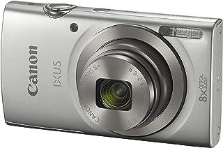 Canon IXUS 185 Digital Camera 2.7 Inch display, Silver