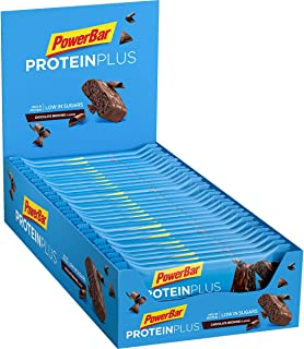 Powerbar Protein Plus Low Sugar Chocolate Brownie - Barritas