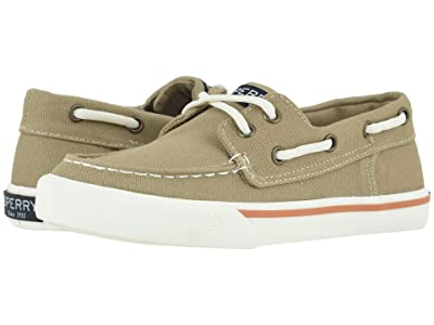 Sperry Kids Bahama (Little Kid/Big Kid) (Khaki) Boy