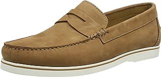 Lottusse T2127, Chaussures Bateau Homme