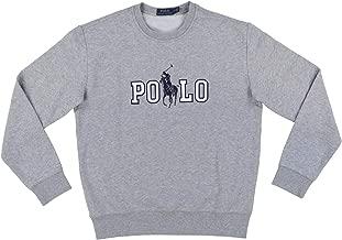 Polo Ralph Lauren Mens Graphic Crew Sweatshirt
