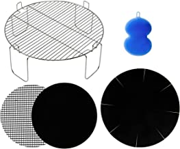 Accessories Kit Compatible with NuWave Oven Primo for Cooking, Baking & Cleaning by INFRAOVENS
