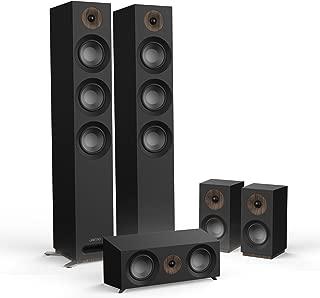 Jamo S 809HCS 5.0Channels Black, Walnut Speaker Set-Home theatre speaker set (5.0Channels,)