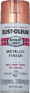 RUST-OLEUM 331255 11 OZ Aerosol Rose Metallic Enamel