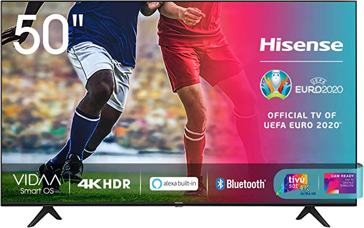 Smart tv led ultra hd 4k 50