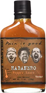 Pain Is Good Pepper Sauce Hot Habanero -- 7 oz - 2 pc
