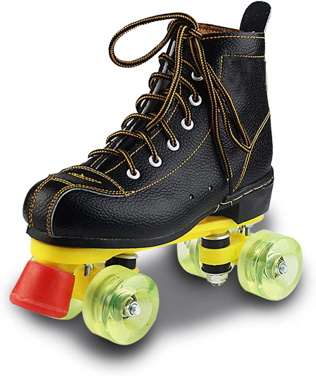 Fashion Black Department store Double-Row Roller Skates Professional for Sales results No. 1 Women Fi