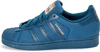 Amazon.fr : adidas superstar femme bleu marine