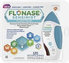 Best flonase sensimist ingredients Reviews