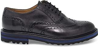 ARTISTI E ARTIGIANI Luxury Fashion Mens AEA8065 Grey Lace-Up Shoes | Fall Winter 19