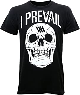 I Prevail Men's Large Rowdy Skull T-Shirt