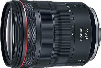 Canon RF 24-105mm f/4L IS USM Lens, Black - 2963C002