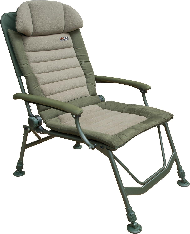 Fox FX Super Deluxe Recliner Chair Stuhl Angelstuhl  CBC047