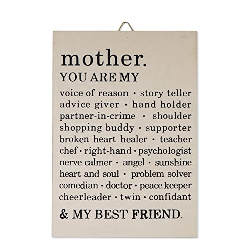fae6bfaccf719 Mothers Day Wooden Sentimental Sign
